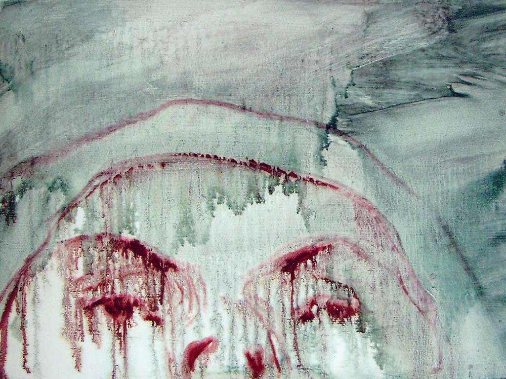 Che, 42x59 cm, 2001