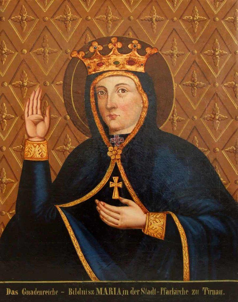 Milostivá Mária z Trnavy
