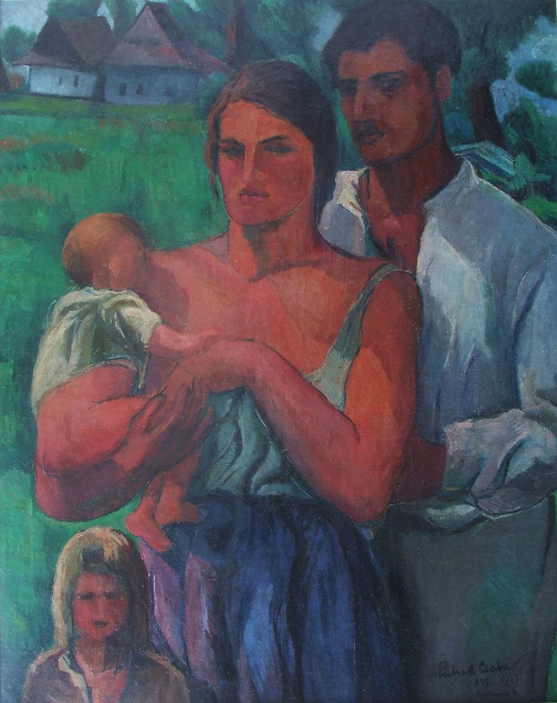 Rodina, Perlrott-Csaba Vilmos, 1905
