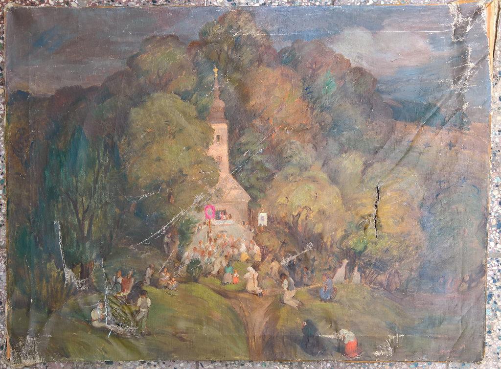 Púť, Bendík Jozef, 1930
